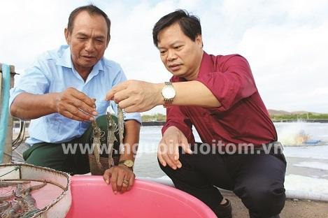 Nâng giá trị Tôm Việt