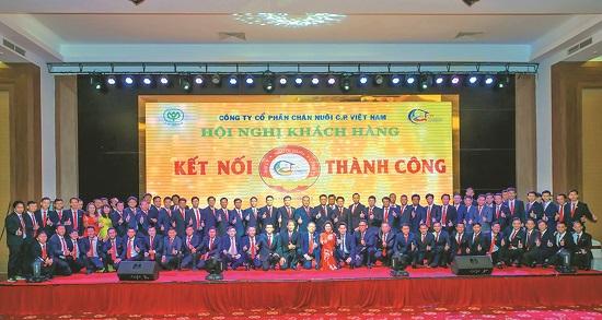 C.P. Việt Nam: Tổ chức Hội nghị khách hàng toàn quốc